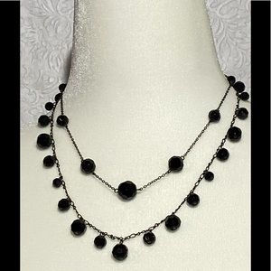 Express Double Chain Necklace